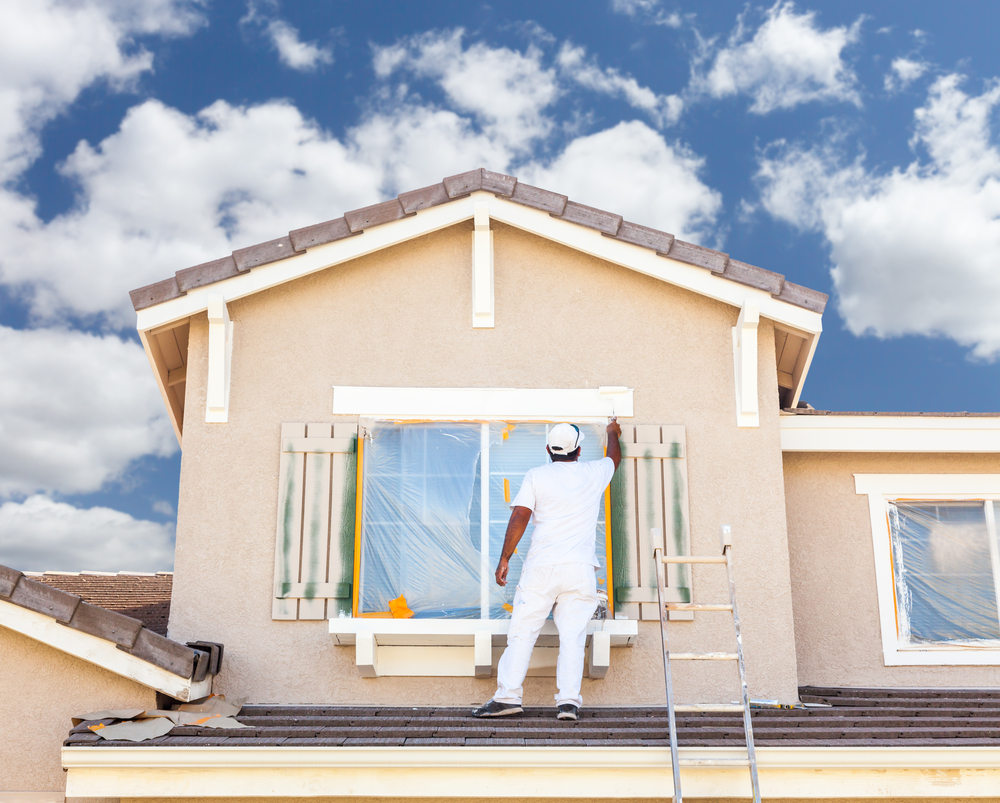 Exterior Painting RI Painting Company